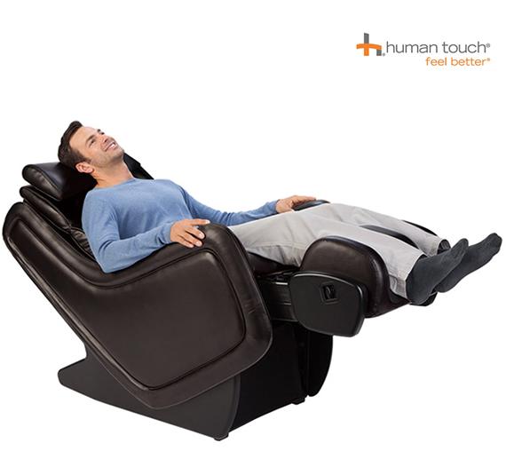Fotoliu cu masaj Human Touch ZeroG 2.0