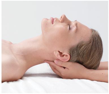 Massaggio collo