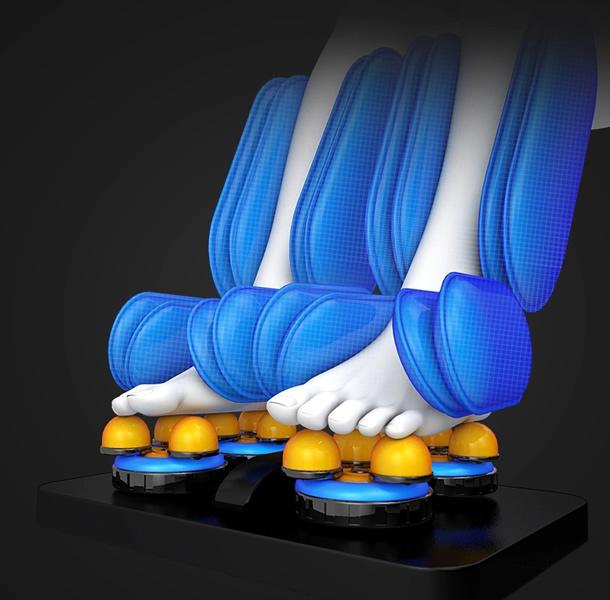 Poltrona Massaggiante Komoder Bari