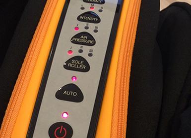 Dispositivo massaggio dei piedi da Komoder C30