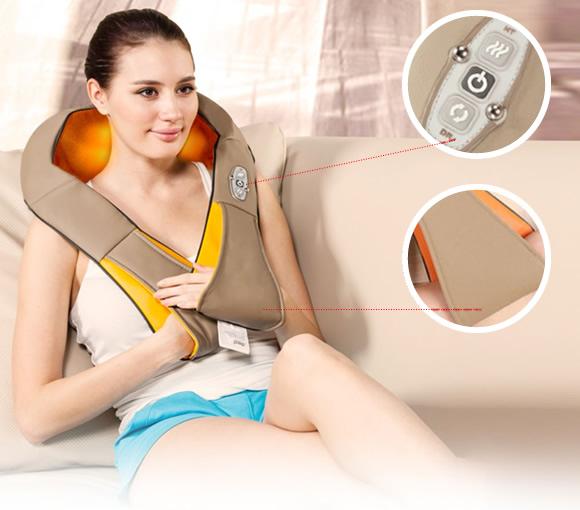 Dispositivo massaggiante alla schiena Komoder D180
