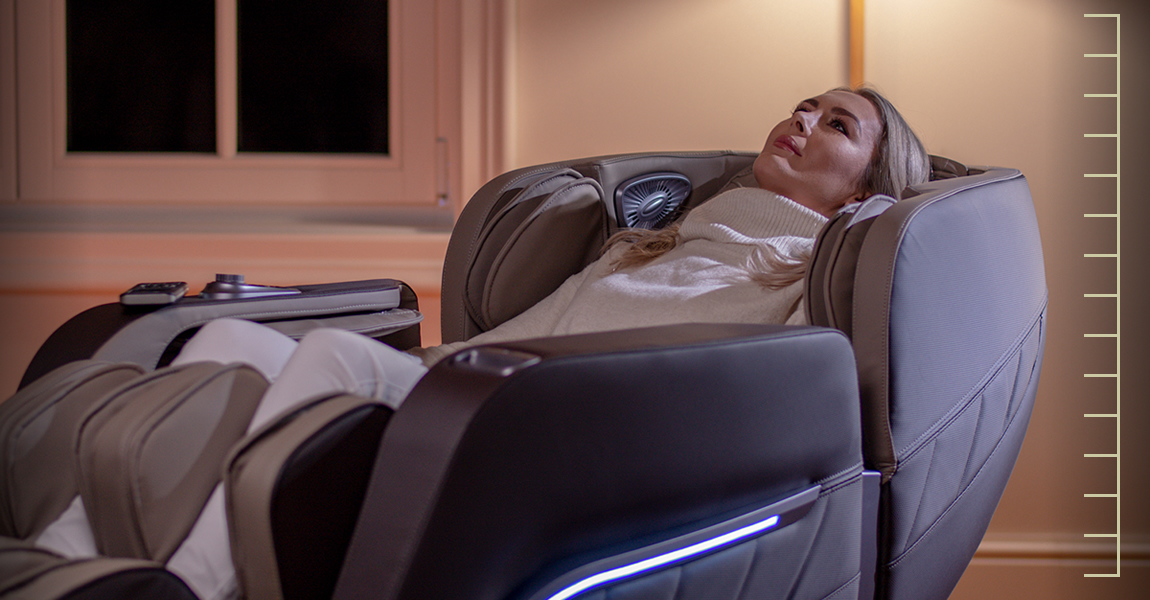 Poltrona massaggiante FOCUS II