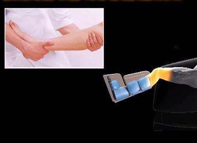 Massaggio dei piedi