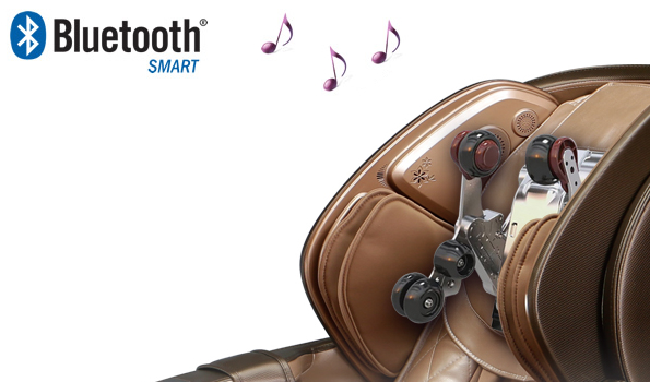 bluetooth Poltrona massaggiante