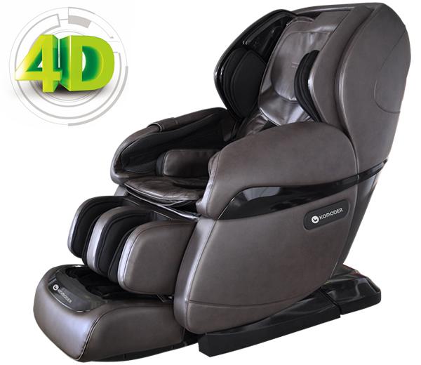 Poltrona massaggiante 4D Luxury