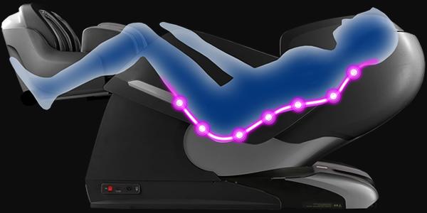 scansiona la Poltrona da massaggio Komoder KM9500