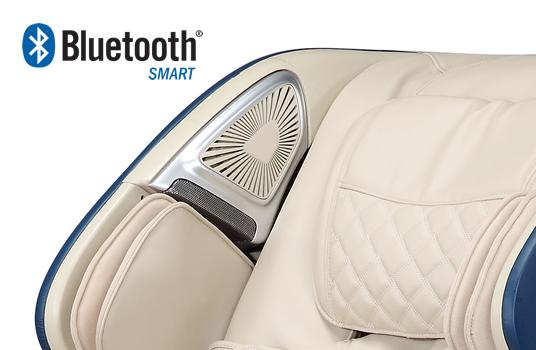 Bluetooth con la poltrona massaggiante Veleta