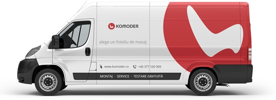 Consegna Komoder