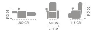 dimensioni iRest a18-3