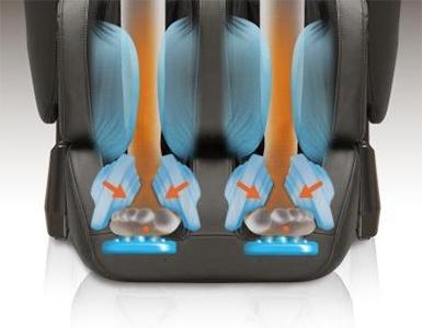 Massaggio Guasha per il piede
