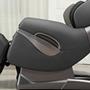 colore beige poltrona massaggio Komoder A38
