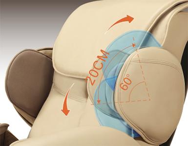 massaggio di pressione d'aria Komoder KM350S