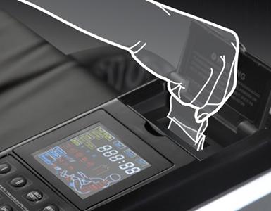 Dispositivi per l'accettazione di monete e banconote di diversi paesi