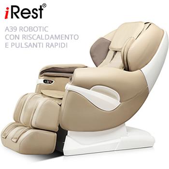 poltrona massaggiante iRest A39